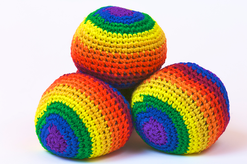 Guatemalan Hacky Sack on Sale for $3.99 at The Hippie Shop