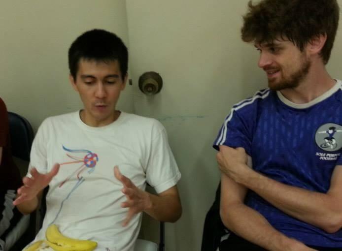 """Episode 4: Nick """"Praying Mantis"""" Landes"""